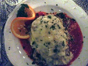 For Traditional Italian Dinner, You Gotta Go to Mama's