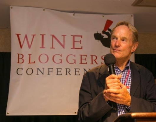 Richard Samford, founder of Samford wines.