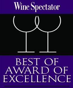 WineSpectator Best of Award Logo
