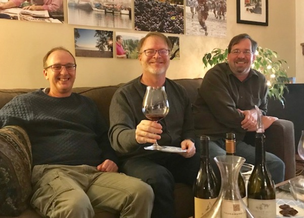 wine dudes